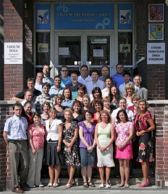 Zaměstnanci školy 2009/2010